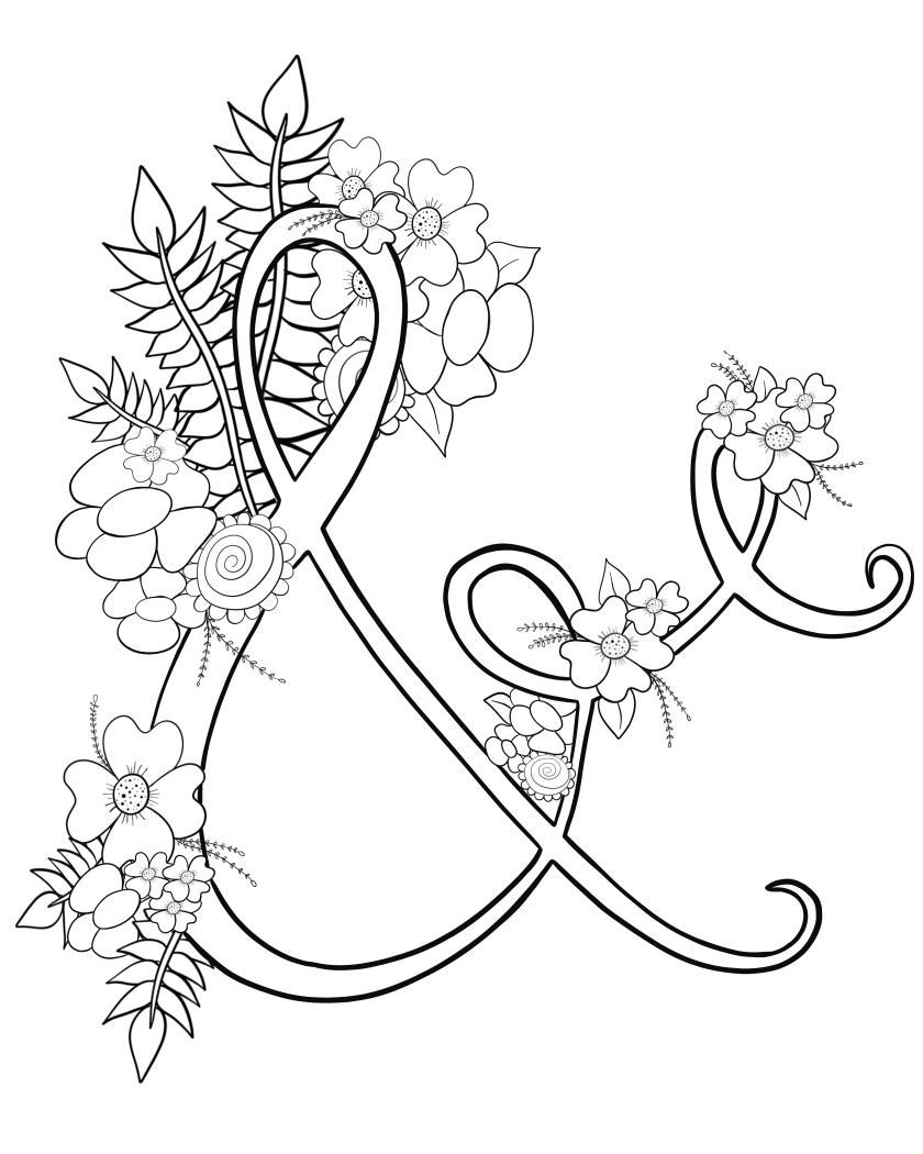 ampersandcoloring