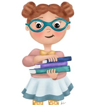 Day 4-procretate30 little girl books